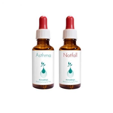 Animaldrops Blütenmischung Asthma